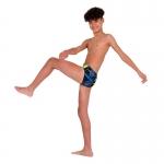 Плавки детские Allover 6.5cm brief jm navy/blue