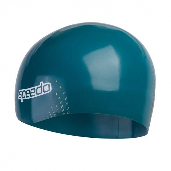 Шапочка для плавания Speedo FASTSKIN CAP AU BLUE/GOLD (L)