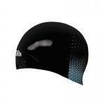 Шапочка для плавания Speedo FASTSKIN CAP AU BLACK/GOLD (L)