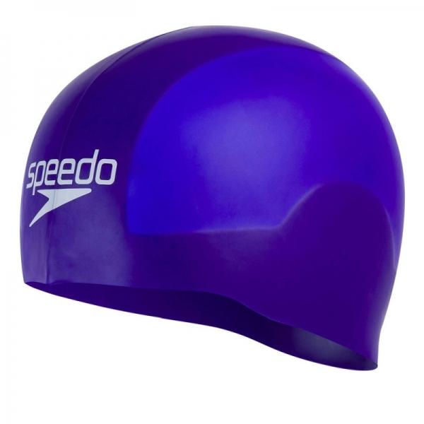 Шапочка для плавания Aqua v Cap au purple