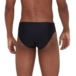Плавки Speedo TECH PANEL 7CM BRIEF AM BLACK/BLUE
