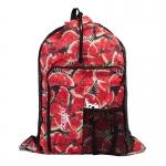 Сумка спортивная DELUXE VENT MESH BAG XU BLACK/RED