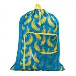 Сумка спортивная DELUXE VENT MESH BAG XU BLUE/YELLOW PRT
