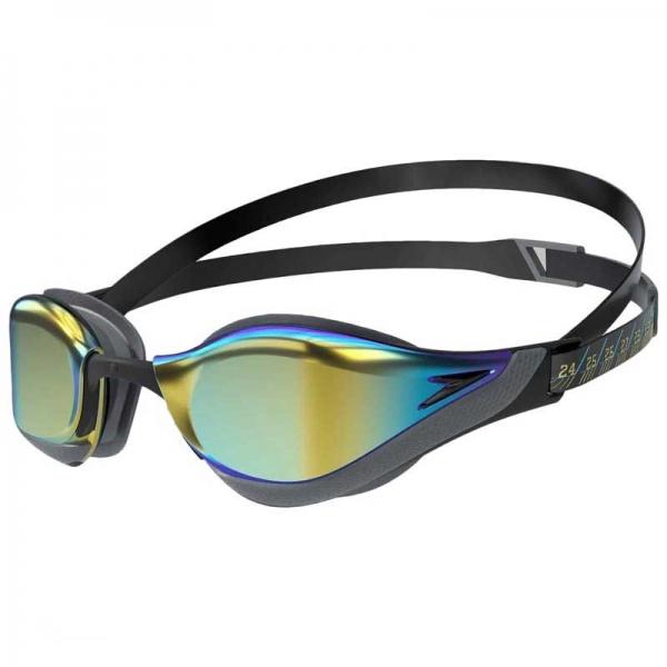 Очки для плавания FASTSKIN PURE FOCUS GOG MIR AU BLK/GOLD