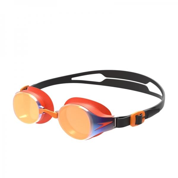 Очки для плавания детские Hydropure Mirror Gog Ju Orange/Gold