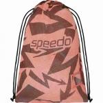 Сумка Printed Mesh Bag Au Pink/Black