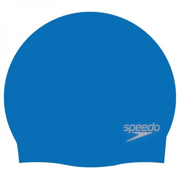 Шапочка для плавания  Plain Moulded Silicone Cap