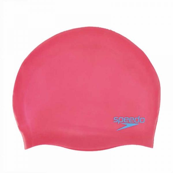 Шапочка для плавания Plain Moulded Silicone Junior